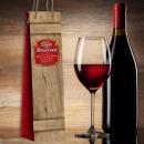 Bolsa de regalo del vino de la botella Variaciones