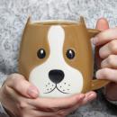 Dog Woof 3D Mug