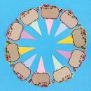 Pusheen Cake Brands - Pack of 10