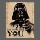 Star Wars Darth Vader Poster - Your Empire Needs Y