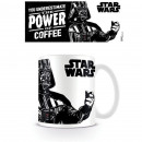 Darth Vador Mug Star Wars - The Power of Coffee