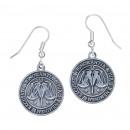 wholesale Earrings: Harry Potter Earrings Declinic Symbols