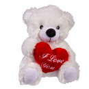 wholesale Toys:Bear Plush I Love You