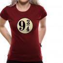 Harry Potter Women's T-Shirt Express Way 9 3/4