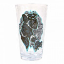 wholesale Drinking Glasses: Maxi Glass Marvel Black Panther