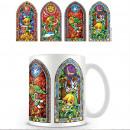 Mug The Legend of Zelda Stained Glass