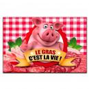Cutting Board Gras C'est la Vie