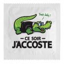 Condom Crocodile Ce Soir J'Accoste