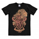 wholesale Children's and baby clothing: Harry Potter T-Shirt Black Gryffindor Coat of ...