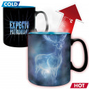 wholesale Licensed Products: Mug Thermoreactive  Harry Potter Expecto Patronum