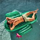 Großhandel Wassersport & Strand: Maxi Cactus aufblasbare Matratze