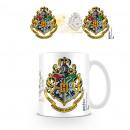 Harry Potter Blason Hogwarts Mug