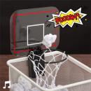 Basketball Basket Sound für Müll