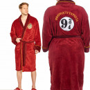 Harry Potter Hogwarts Bathrobe Express Way 9 3/4