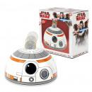 Piggy Bank Head BB-8 Star Wars Ceramic