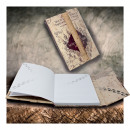 wholesale Business Equipment: Notebook Harry Potter Magnetic Map of M
