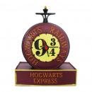 wholesale Clocks & Alarm Clocks: Wake up Harry Potter Pier 9 3/4