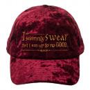 Großhandel Kopfbedeckung: Samt Harry Potter ich schwöre feierlich