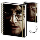 wholesale Business Equipment: Notebook Harry Potter vs. Voldemort Covered