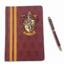 mayorista Büromöbel: Harry Potter Gryffindor Set - Cuaderno y S