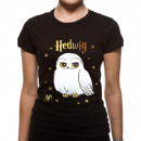 Harry Potter Hedwige Stars Womens T-Shirt
