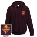 wholesale Coats & Jackets: Harry Potter Gryffindor Hoodie Sizes: L
