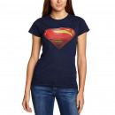 T-Shirt Superman Man of Steel Kobieta rozmiarach: