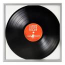 Großhandel Reiseartikel: Vinylrahmen 45 Tours Farben: Grau