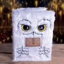 grossiste Fournitures de bureau equipement magasin: Carnet de Notes Harry Potter Chouette Hedwige ...