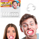 Pack of 4 Humorous Mouth Spreaders