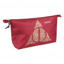 mayorista Articulos de viaje: Harry Potter Aseo Bolsa Rojo La Reliquia