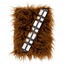 mayorista Mobiliario de oficina: Cuaderno Star Wars Chewbacca Premium Fourru