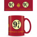 Red Mug Harry Potter Hogwarts Express Way 9 3/4