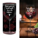 wholesale Drinking Glasses: Large Wine Glass Quote Declinations: SO ...