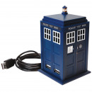Doctor Who Tardis hub USB