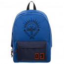 Backpack Minecraft Blue