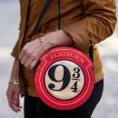 Großhandel Handtaschen: Harry Potter 3D Handtasche Quai 9 3/4 Schultergurt