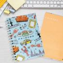 wholesale Business Equipment: Friends Central Perk Notebook