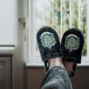 wholesale Shoes: Harry Potter Slytherin Slippers Sizes: 38/41