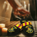 wholesale Shoes: Harry Potter Hogwarts Slippers Sizes: 38/41