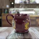 Harry Potter 3D Mug Hogwarts - Blazon of 4 But