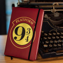 wholesale Business Equipment: Harry Potter Quai 9 3/4 Notebook
