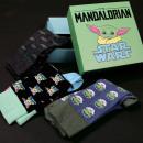 nagyker Zoknik és harisnyák: 3. doboz: Yoda The Mandalorian St
