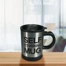 Mug with Automatic Mixer