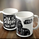 wholesale Houseware: Darth Vador Mug Star Wars - The Tea is Strong
