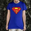 nagyker Gyerek- és babaruha: T-Shirt Superman Kék Méretek: T-shirt Superman Ble