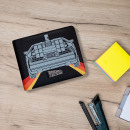 wholesale Folders & Binders: Back to the Future Wallet - De Lorean