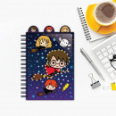 wholesale Business Equipment: Note Book Bright Harry Potter Characters