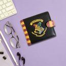 wholesale Folders & Binders: Harry Potter Crest Poud English Wallet
