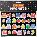 Fridge magnets PacMan